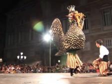 El viatge del Seguici Popular de Barcelona