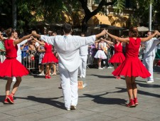Weekend Sardanas at Pla de la Seu