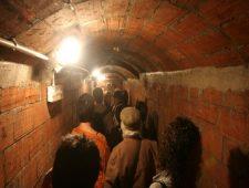 Visitas guiadas al refugio antiaéreo de la plaza del Diamant