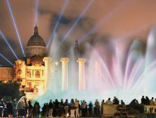 Christmas at the Magic Fountain