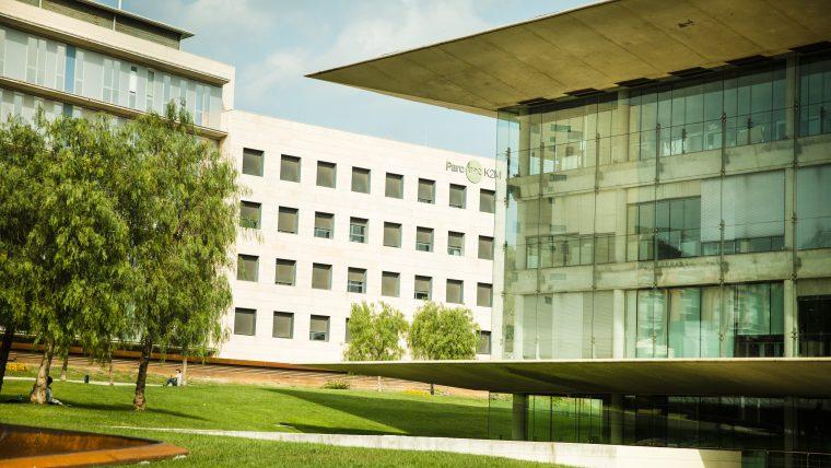 El Campus Norte (UPC), ciudad universitaria | Web de Barcelona