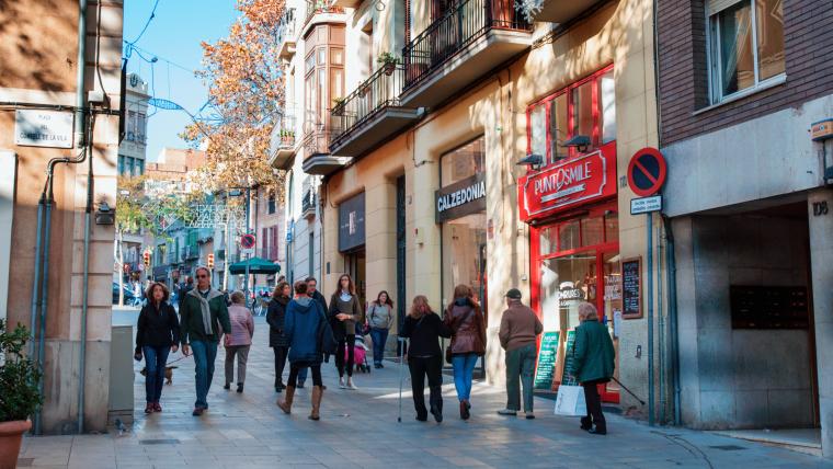 Shopping in Barcelona Barcelona-Home